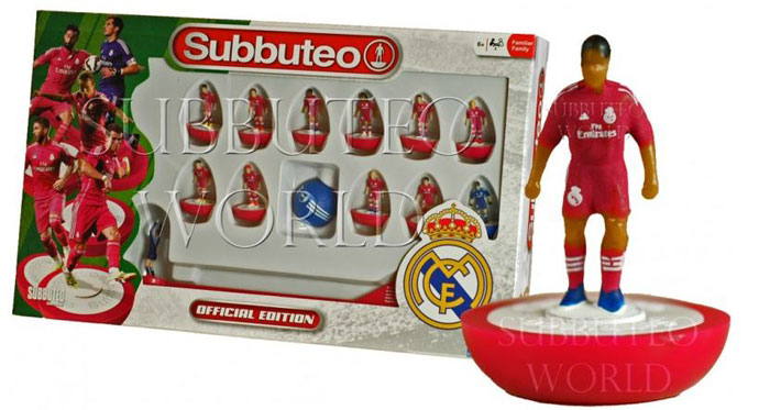 Subbuteo: New 2015 Paul Lamond Sets